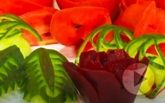 Introduction to Fruit & Vegetable Carving